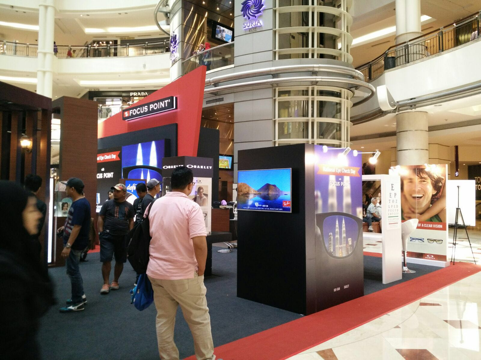 FOCUS POINT CARNIVAL – SURIA KLCC